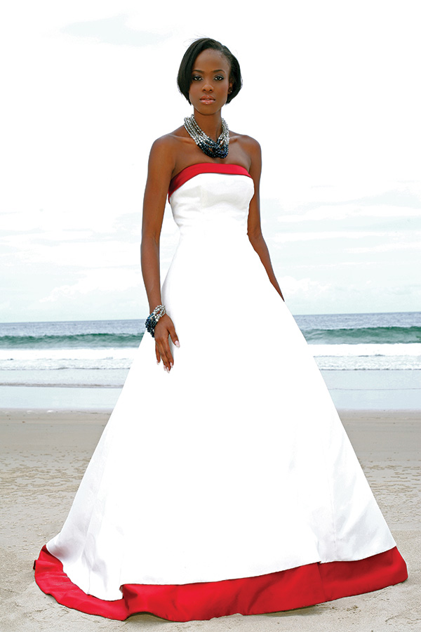 Dresses caribbean belle weddings for Caribbean wedding dresses for guests