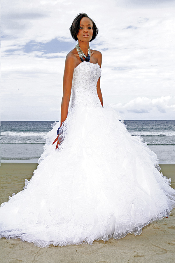 wedding dresses for caribbean weddings
