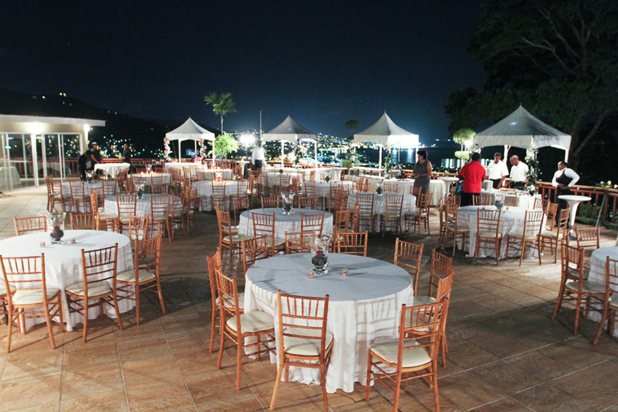 """Caribbean Belle Weddings: """"Trini"""" Engagement With Arabic Influence"""