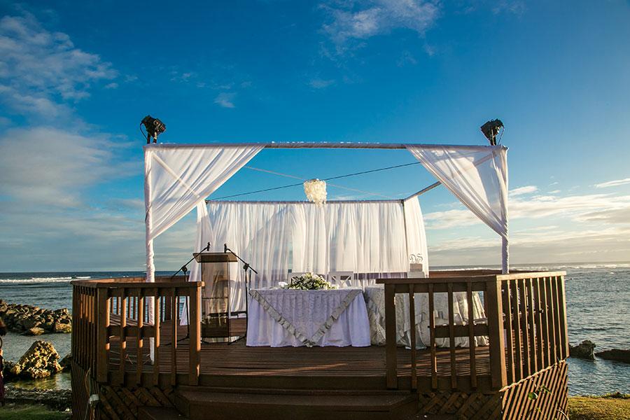 Caribbean Belle Weddings: Tobago Wedding Reception