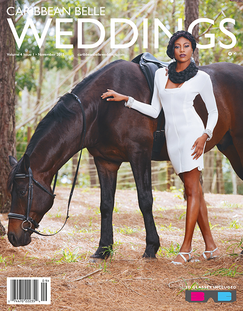 Caribbean Belle WEDDINGS - Volume 4 Issue 1